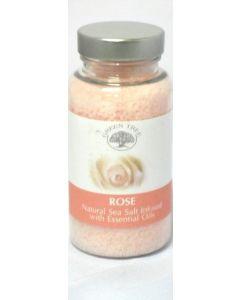 Green Tree Rose Sea Salt For Aromaburners