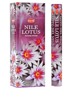 Hem Nile Lotus Hexa