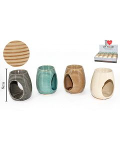 Aromaburner Honey jar 4 colors (8 cm)