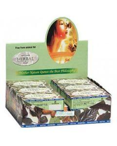 Satya Herbal Soap  75 grams ( 12 packed)