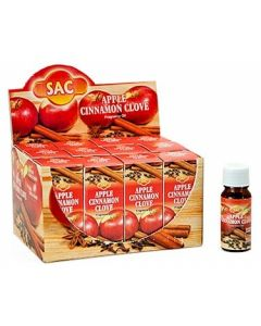 SAC Fragrance Oil Apple,Cinnamon & Clove 10ml