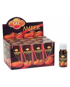 SAC Fragrance Oil Amber 10ml