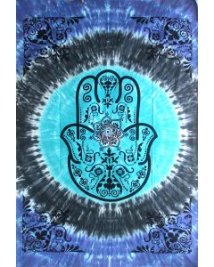 TAPESTRY - FATIMA HAND TALISMAN COTTON W/COLOR SHEET ONLY