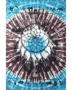 TAPESTRY - DREAMCHATCHERS PROTECTION COTTON W/COLOR SHEET ON