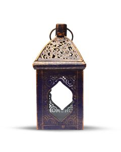 Lantern Orient Chique  Purple /Gold