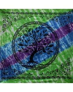ALTAR CLOTH 36X36-TREE OF LIFE