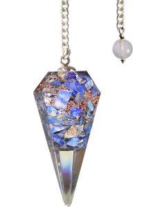 Pendulum Orgonite-Lapis