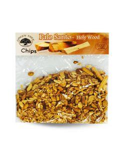 Palo Santo Chips 50gr
