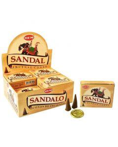 Hem Sandalo Cones
