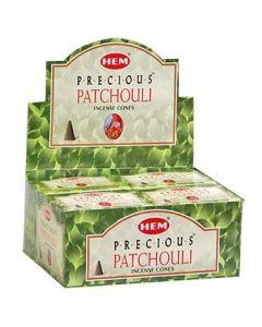 Hem Precious Patchouli Cones