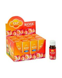 SAC Rose oil 10 ml