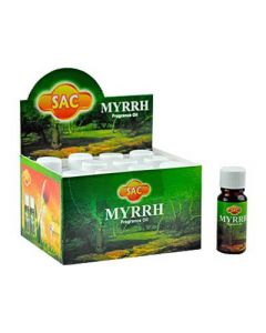 Sac Fragrance Oil Myrrh 10ml