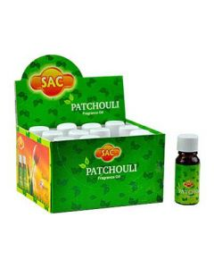 SAC Fragrance Oil Patchouli 10ml