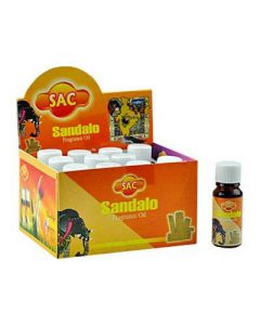 SAC Fragrance oil Sandalo 10ml