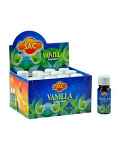 SAC Fragrance Oil Vanilla  10ml //