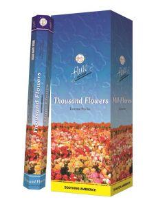 Flute Thousand Flowers Hexa
