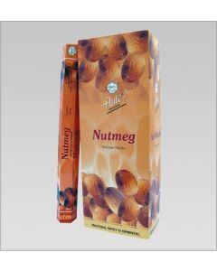 Flute Nutmeg Hex