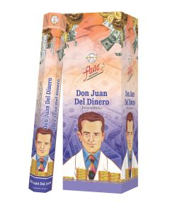 Flute Don Juan Del Dinero Hexa Incense