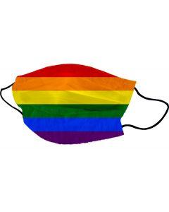 Yogi Masker LGBTQ Flag