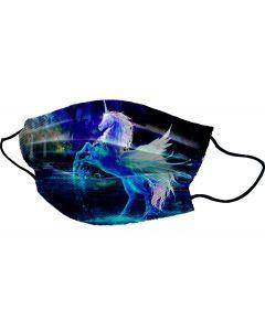 Yogi Masker Unicorn Water