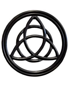 Wall Hanging Triquetra 30cm
