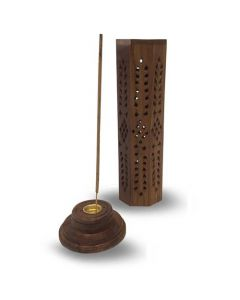 Vertical Incense Box Sesam
