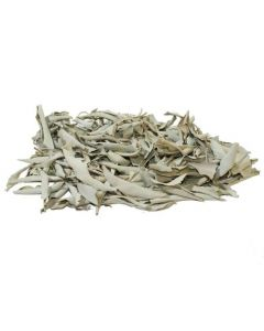 Green Tree White Sage Leaves 1000 grams