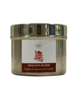 Green Tree Dragons Blood Candle 150 Grams