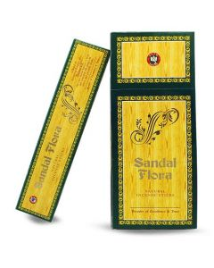 SGPW SAGAR Sandal Flora Incense Sticks 15 grams