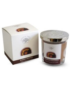 Green Tree Buddha's Blessing Candle 200 Grams