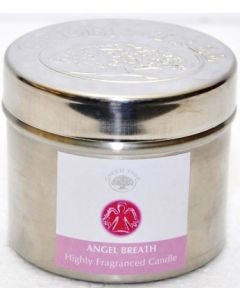 Green Tree Angel Breath Candle 150 Grams