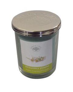 Green Tree Delightful Jasmine Candle 200 Grams