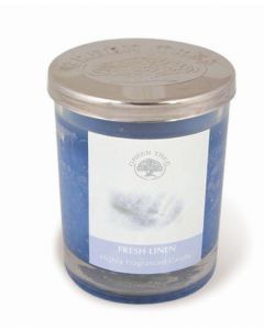 Green Tree Fresh Linen Candle 200 Grams