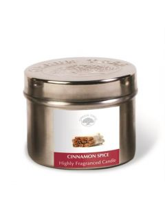 Green Tree Cinnamon Spice Candle 150 Grams