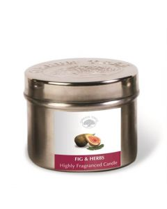 Green Tree Fig & Herbs Candle 150 Grams