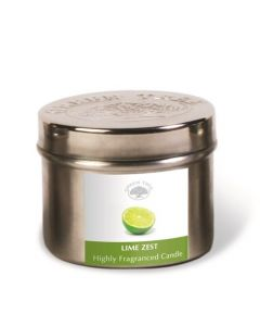 Green Tree Lime Zest Candle 150 Grams