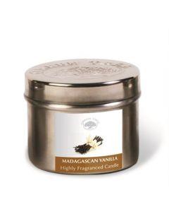 Green Tree Madagascan Vanilla Candle 150 Grams