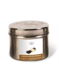 Green Tree Madagascan Vanilla Candle 150 Grams