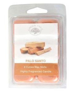 Green Tree Palo Santo  Wax Melts 80 grams (6 pieces)