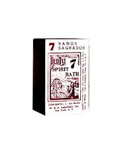 7 Holy Spirit Bath Oil