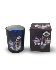 Green Tree White Magic Scented Candle 210 Grams