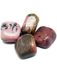 Tumbled stones-Rhodonite 100 grams