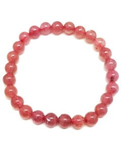 Bead Strawberry Quartz beads