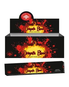 Green Tree Dragon's Blood Natural Incense 15 grams