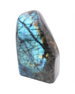 Polished Labradorite with free form (700 grams)