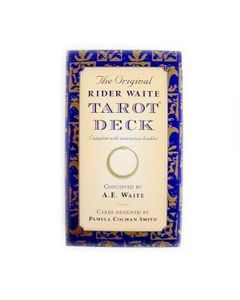 Cartas Del Tarot De Rider Waite