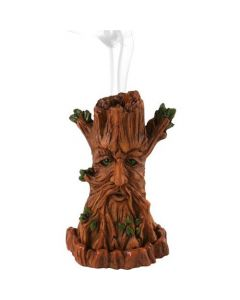 Tree Man Incense Cone Holder