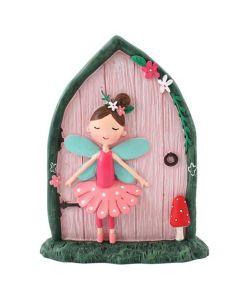 Fairy Door with Fleur.