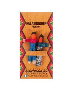 Relationship Worry Doll