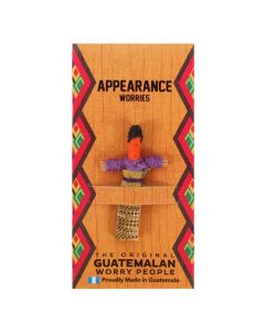 Appearance Worry Dolls